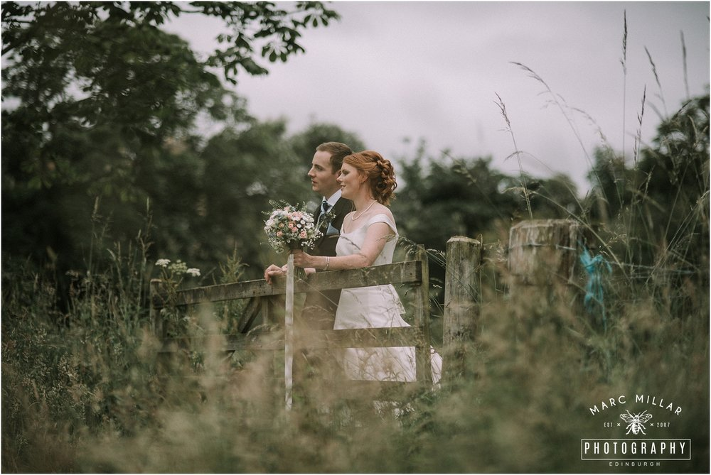 Oxenfoord Castle Wedding Photography by Marc Millar Photography