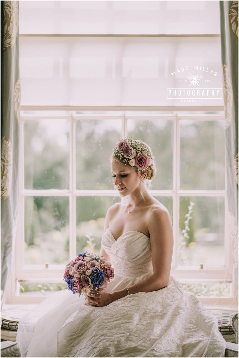 Rufflets Country House Hotel Wedding Photography by Marc Millar Photography