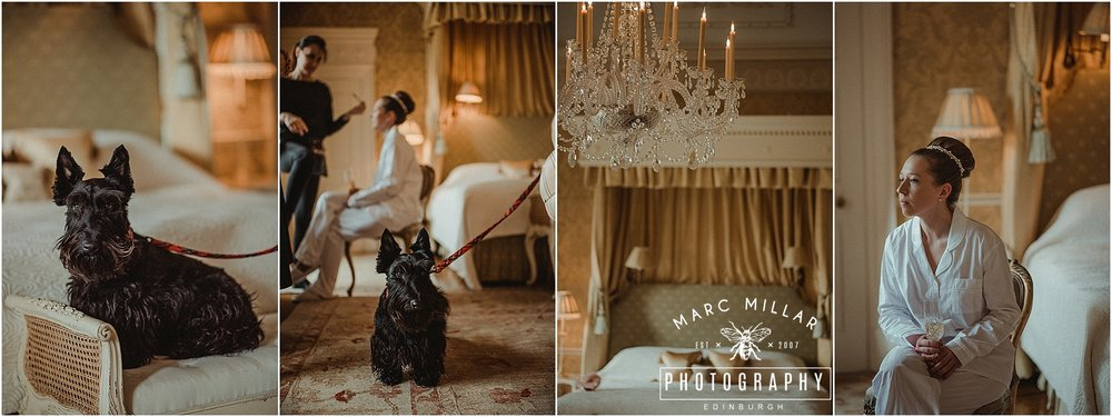 Archerfield House  Wedding Shoot by Marc Millar Photography