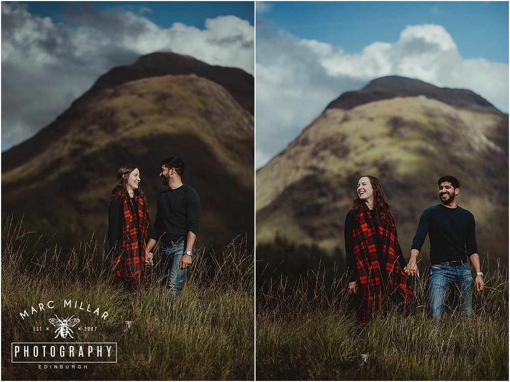 Scottish Wedding photographer by Marc Millar Photography