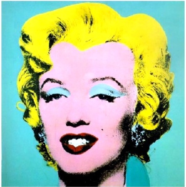 Andy Warhol's Marilyn (1962)