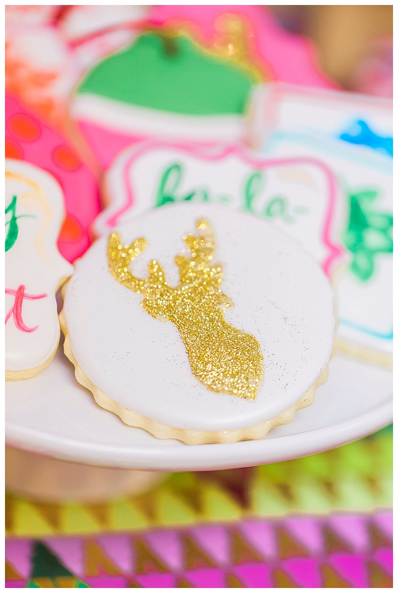 Photo by  Michelle Able , Cookies by Miss J's Sugar Cookies