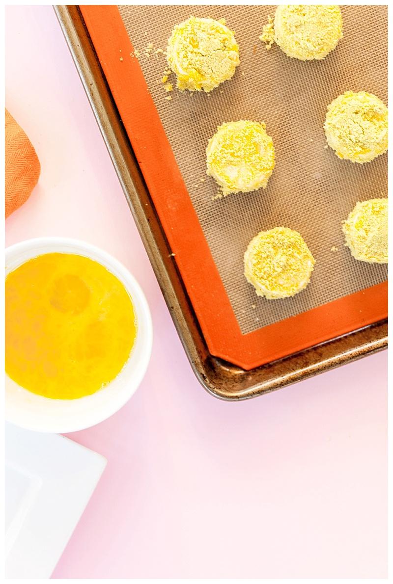 Cake & Confetti - Baked Brie Minis Recipe
