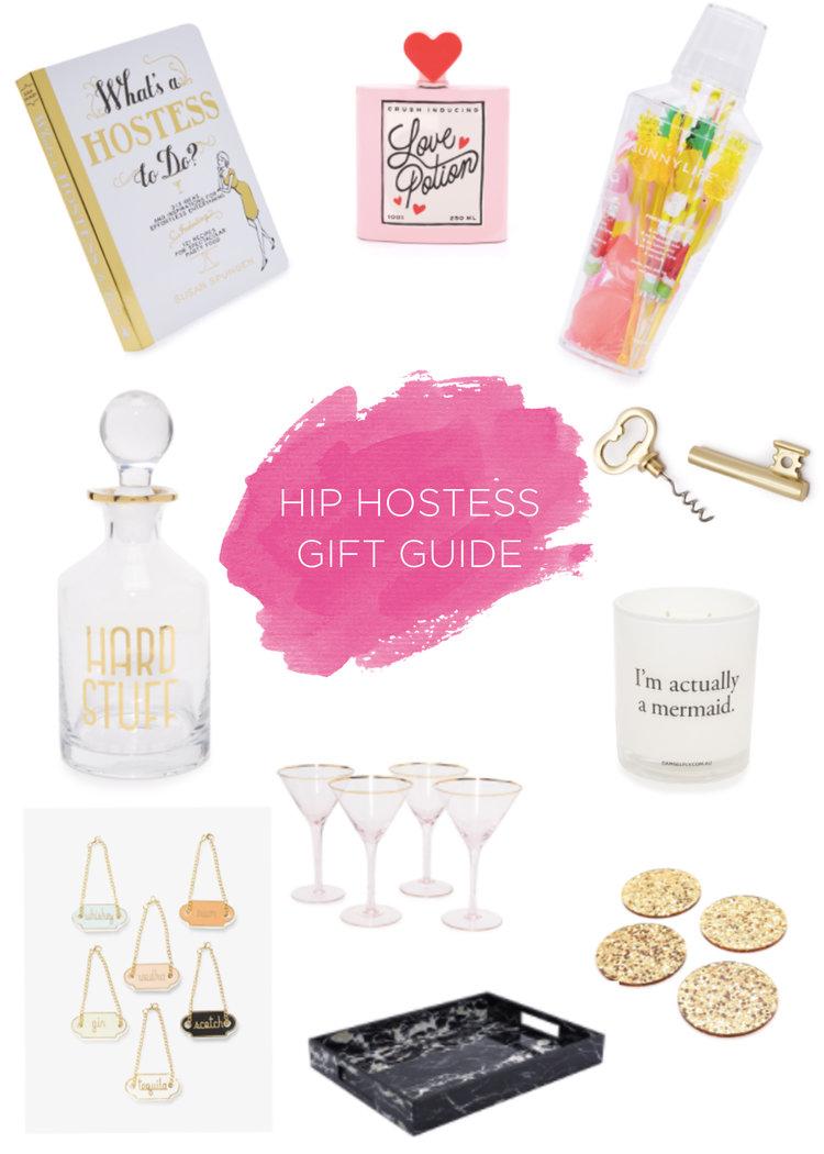 HIP HOSTESS GIFT GUIDE — Cake & Confetti
