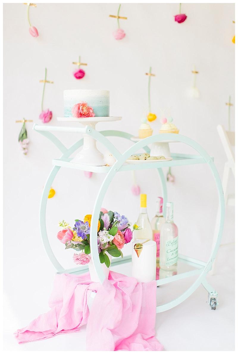 Cake & Confetti, Easter Tea Party