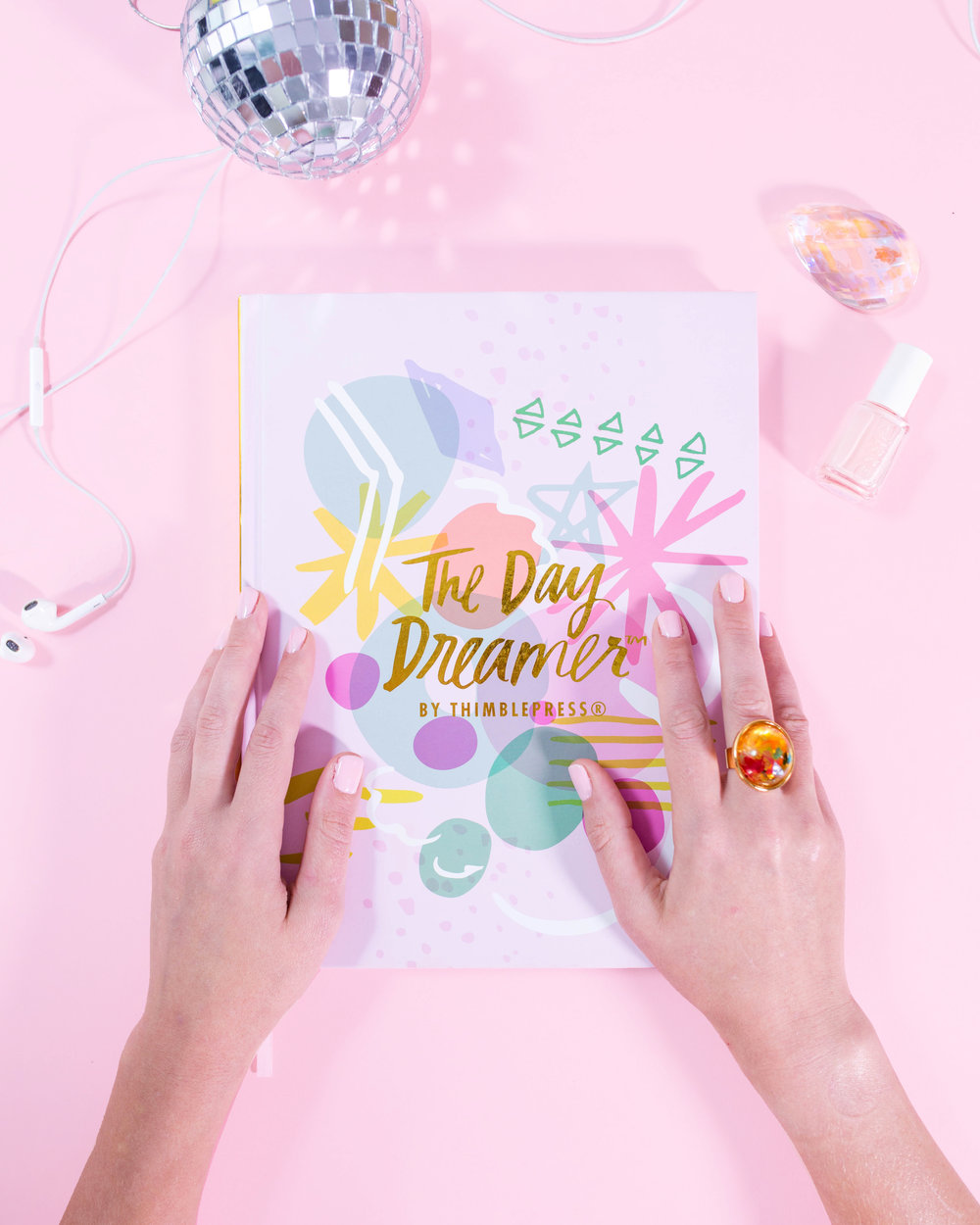 spreading kindness | cake & confetti | thimblepress