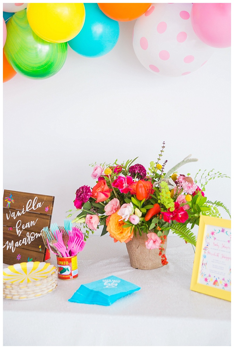 blush-and-vine-fiesta-baby-shower-cake-and-confetti