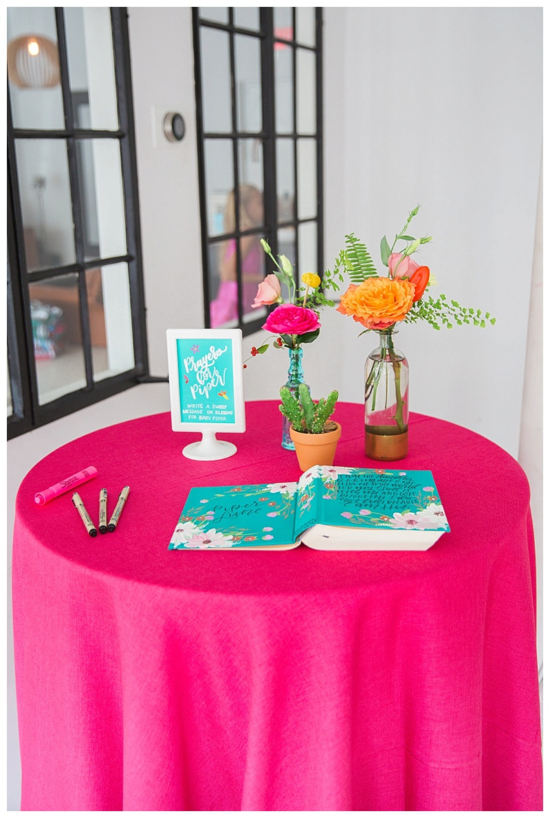 guest-book-fiesta-baby-shower-cake-and-confetti