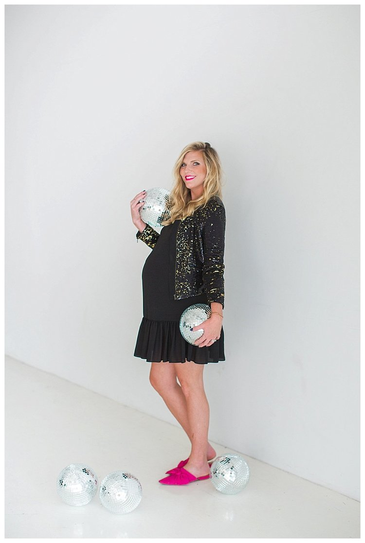 Dressing your bump for the holidays cake confetti maternity style cake and confetti holiday ombrellifo Gallery