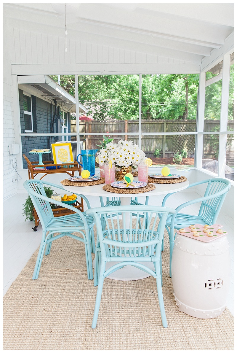OUTDOOR ENTERTAINING WITH TUESDAY MORNING! — Cake & Confetti