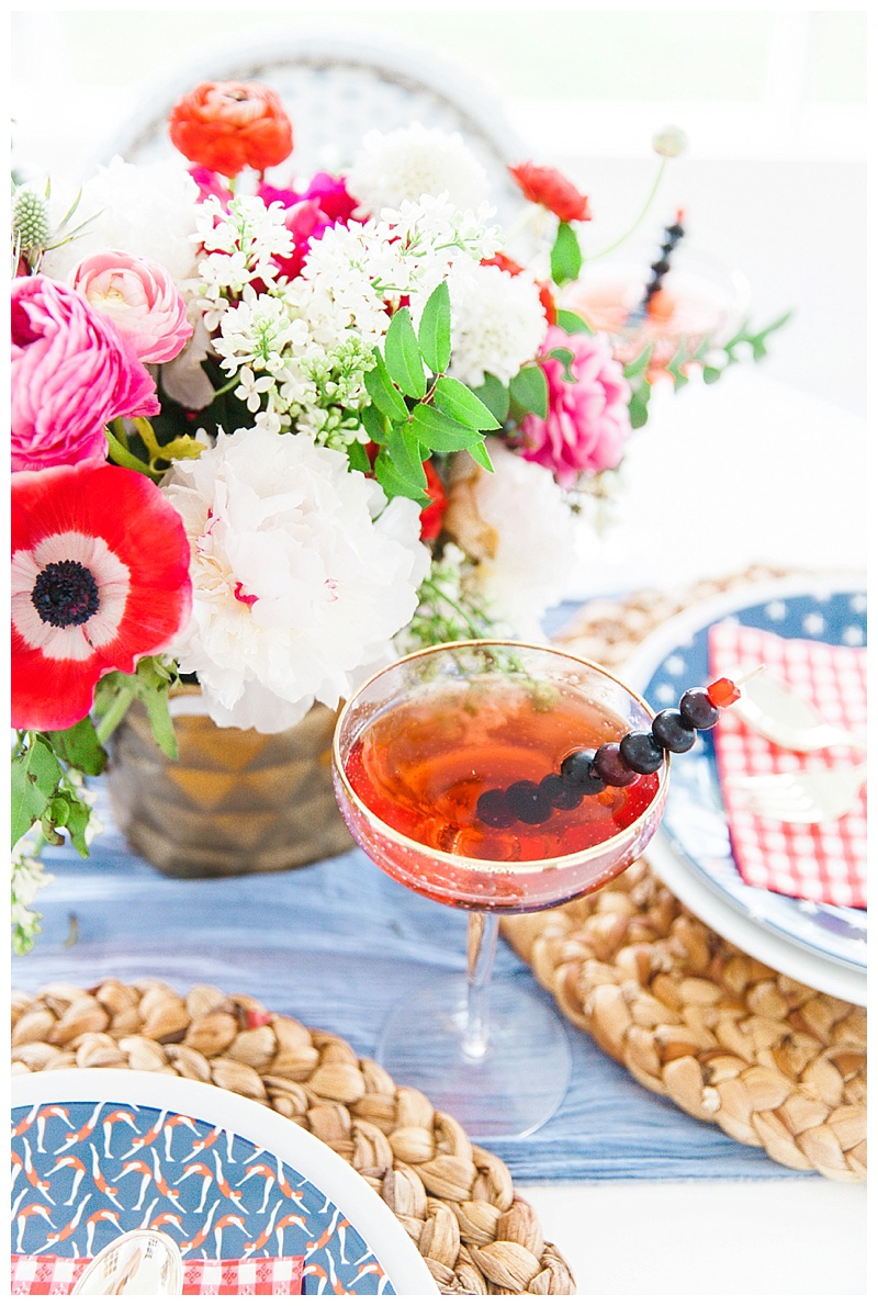 patrotic tablescape ideas