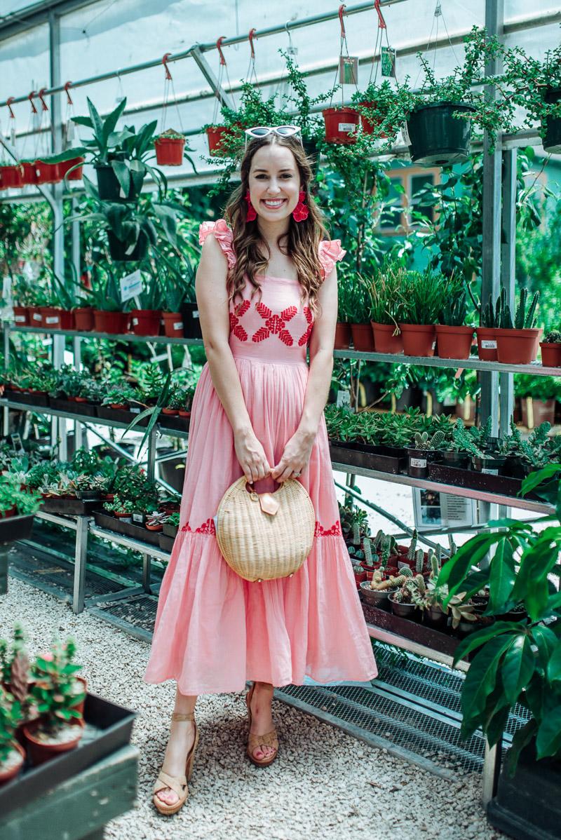 Houston_Fashion_Blogger_Pink_Carolina_K_Embroidered_Midi_Dress-2.jpg