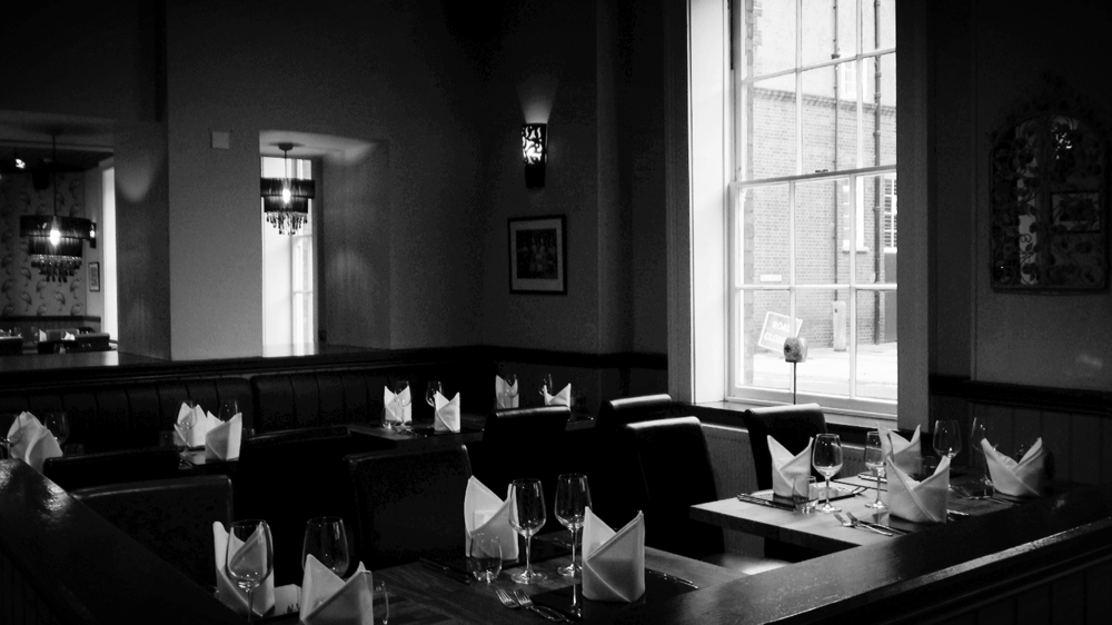 BY EMAIL / BY PHONE -  Email us your reservation queries at restaurant@thegeorgeatbaldock.co.ukPrefer to make your reservation via phone? You can make a reservation by calling 01462490500