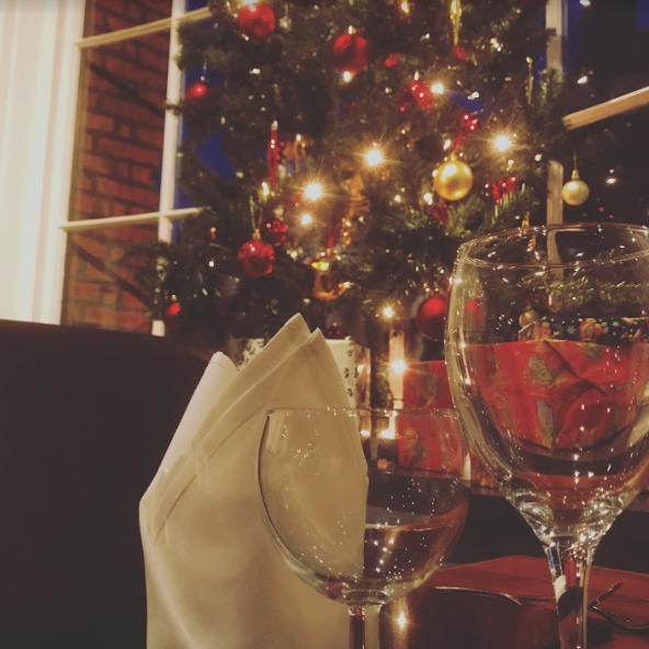 Christmas Day - Put your feet up and let us take the stress out of your Christmas Day. Bring your friends and family and indulge in our gorgeous seven course menu at only £80 per person. Take a look now. Served 25th December only. T&Cs apply.