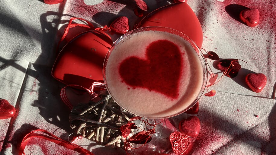Valentines Day A La Carte - Treat your loved one to a glass of Prosecco and a carefully created four course meal by our talented Chefs at The George.Booking in advance & deposit required