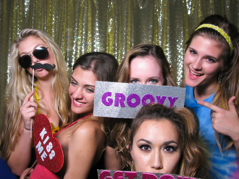 UCI Alpha Phi Disco Phiver Photo Booth 11/13/14