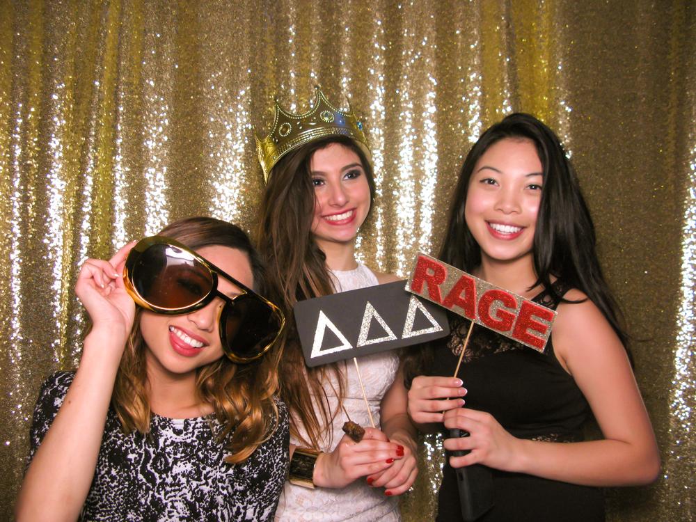 UCI Delta Delta Delta Crush Party Photo Booth 02/27/15