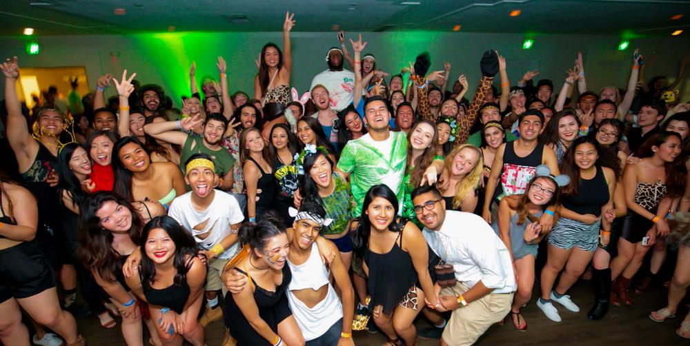 UCI Gamma Phi Beta Born to Be Wild Crush Party 05/21/15