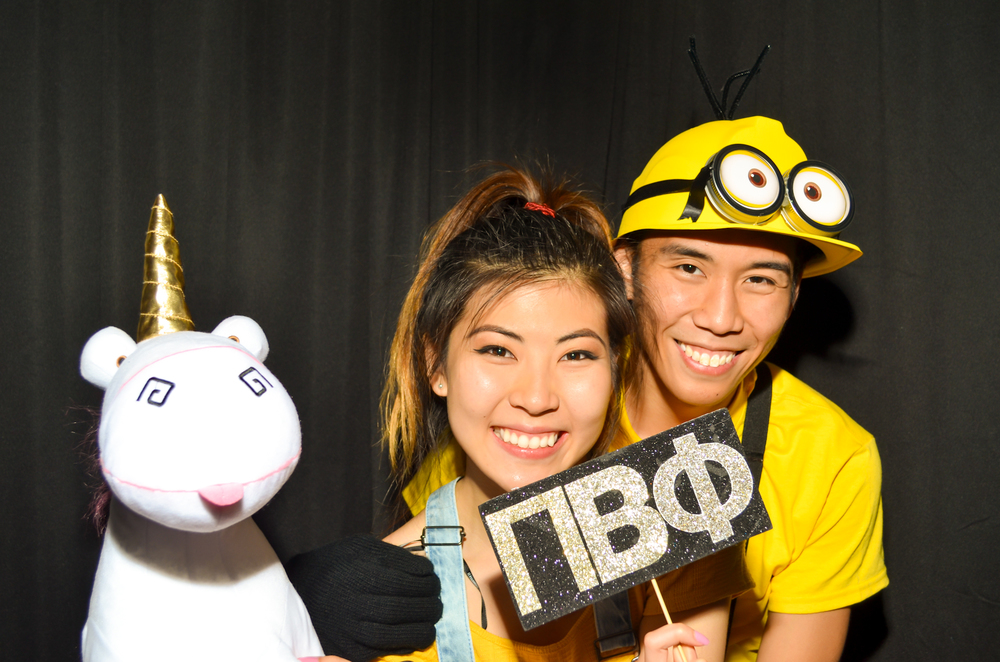 UCI Pi Beta Phi Dynamic Duo Photo Booth 05/28/15