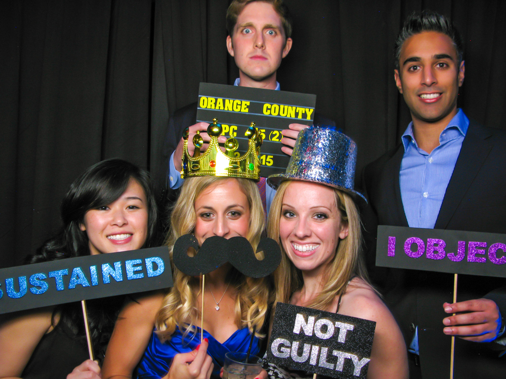 UCI School of Law Barristers' Ball Photo Booth 02/07/15