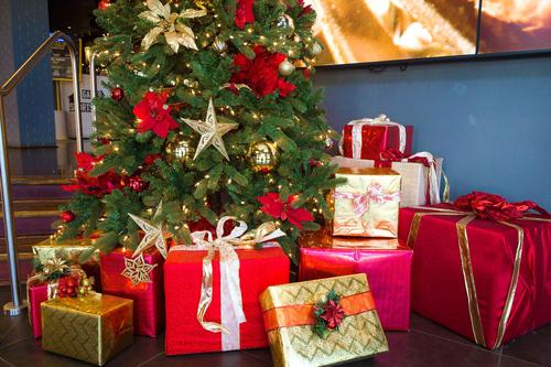 Trees & Presents