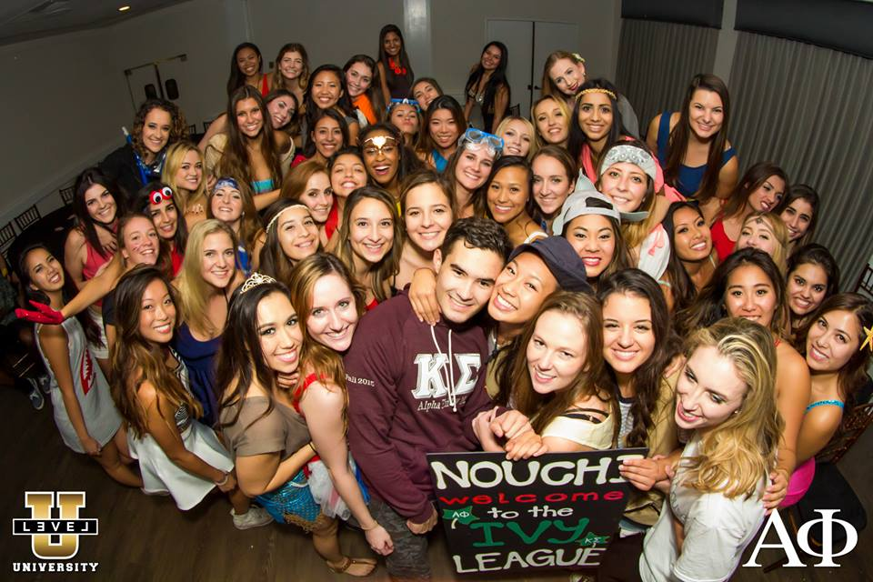 UCI Alpha Phi Crush Party 11/20/15