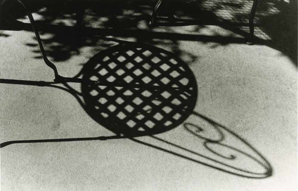Chair Shadow, Berkeley