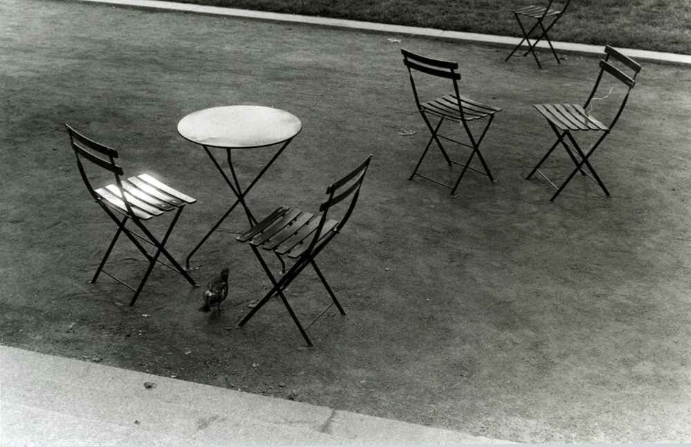 Five Chairs & Table