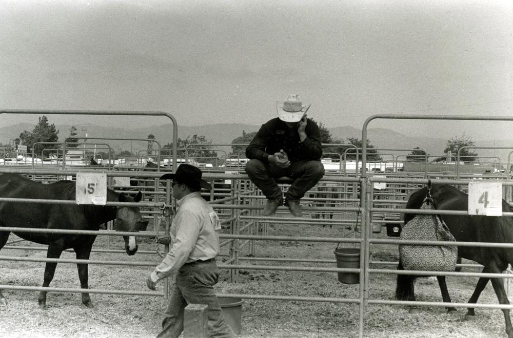 Cowboy Phonebooth