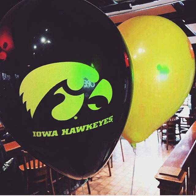 Join us for game watches at @playwright35th! Located on 35th between 5th and 6th Avenue #gohawks #hawkeyes #iowafootball