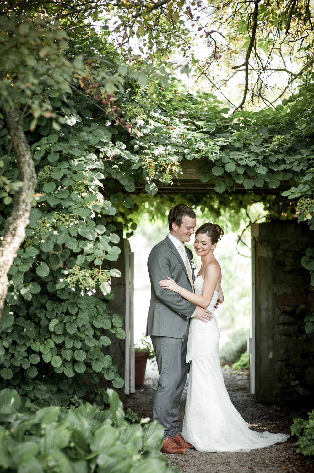 Jenna & Scott at Langdon Hall