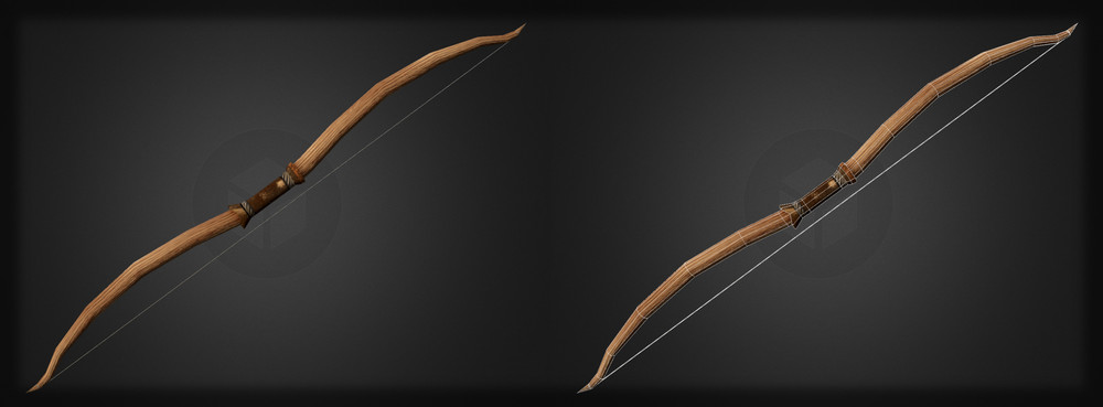Small Recurve Bow