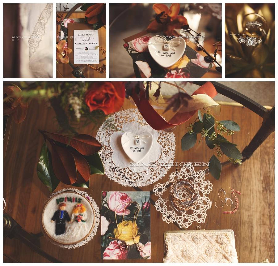 Mad Chicken Studio | Duluth Wedding at Red Herring Lounge