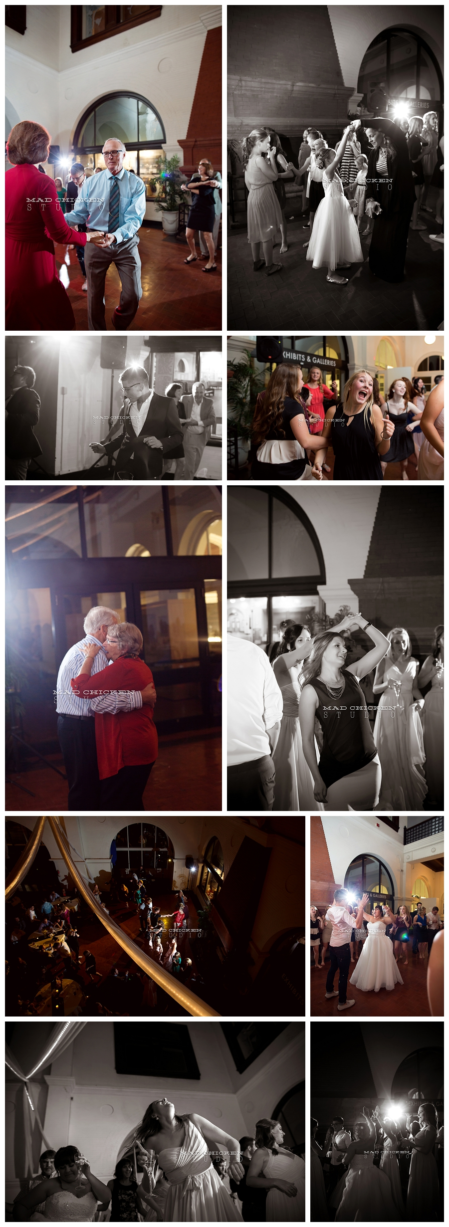 017 duluth wedding photographer mad chicken studio photographing candid guests dancing at the depot duluth.jpg