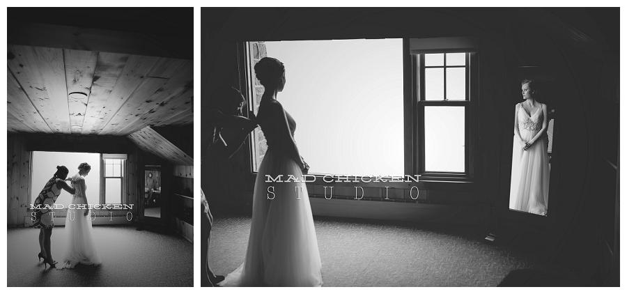 09 duluth wedding photographer mad chicken studio photographing bride in maggie sottero wedding gown.jpg