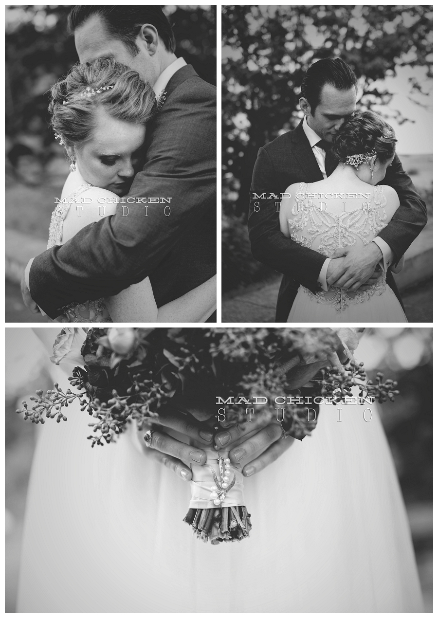 12 duluth wedding photographer mad chicken studio photographing bride and groom at lutsen resort.jpg