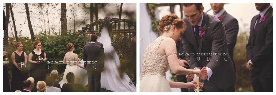 24 mad chicken studio based out of duluth photographing wedding ceremony at lutsen resort.jpg