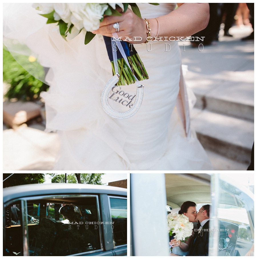 duluth wedding photographer | minneapolis, mn | jes hayes with mad chicken studio | sculpture garden | loring park | vera wang wedding gown | classic rolls royce