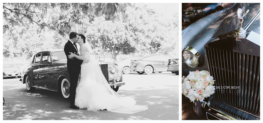 duluth wedding photographer | minneapolis, mn | jes hayes with mad chicken studio | sculpture garden | loring park | vera wang wedding gown | cafe lurcat | classic rolls royce