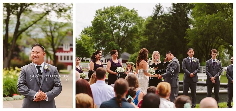 wedding for Pete and Maria at the Earle Brown Heritage Center | Duluth Wedding Photographer | Jes Hayes | Mad Chicken Studio