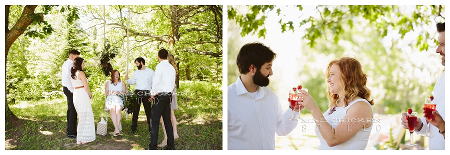 Simply Gypsy Events | Brule River Wedding and Event Center | Duluth Wedding Photographer, Mad Chicken Studio