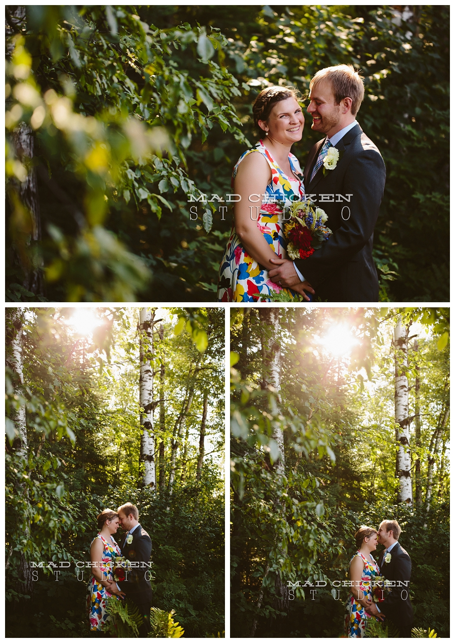 Brule River Barn Wedding Photographer | Mad Chicken Studio | Duluth Wedding Photography