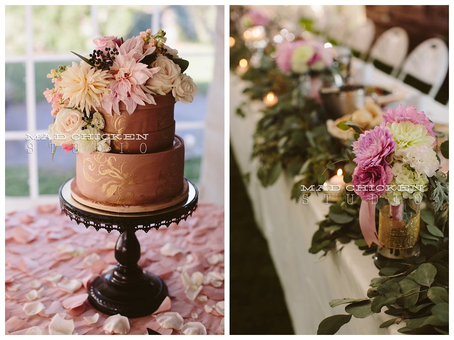 Glensheen wedding in Duluth, MN | Wedding photography by Mad Chicken Studio | Northland Special Events | Snazzy Cakes
