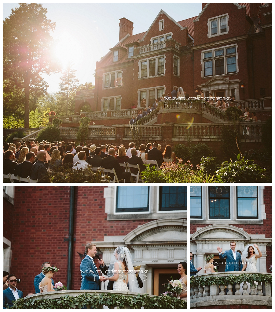 Glensheen wedding in Duluth, MN | Wedding photography by Mad Chicken Studio | Northland Special Events | The Wedding Shoppe | Bar III