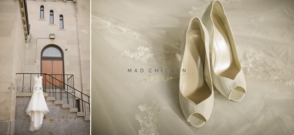 Superior Cathedral wedding photographer | Mad Chicken Studio | Cathedral Christ the King | Superior, WI