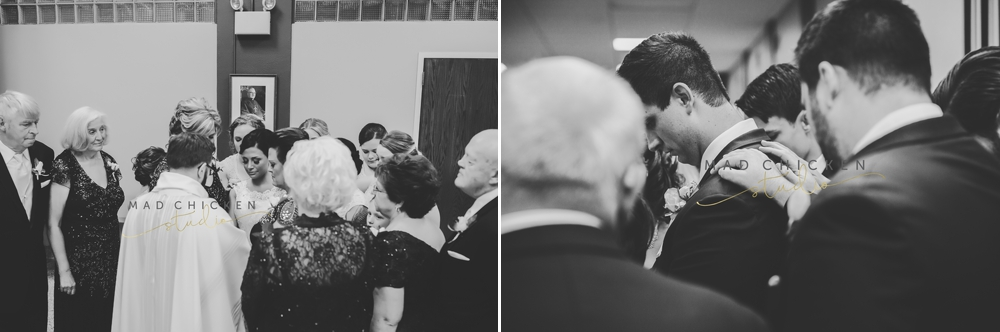 Superior Cathedral wedding photographer | Mad Chicken Studio | ceremony