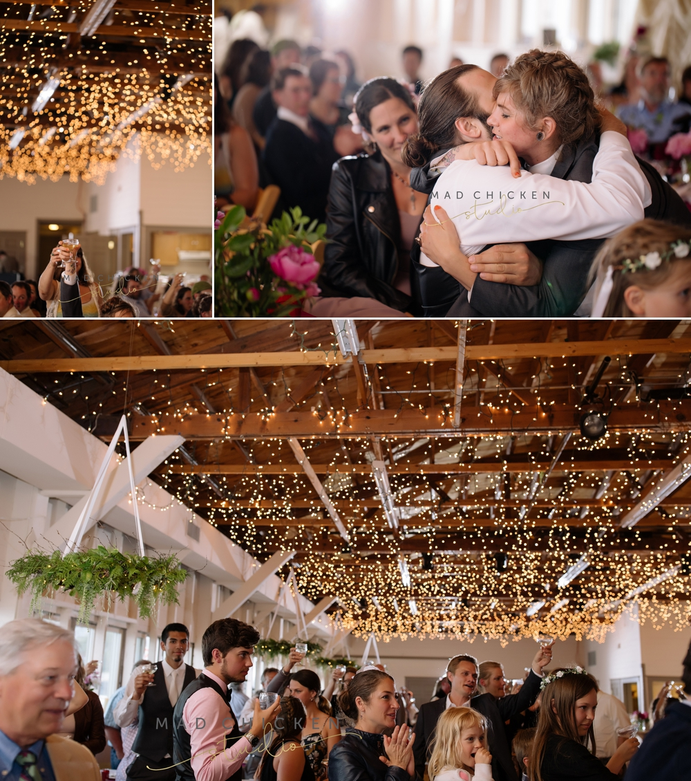 Bayfield wedding photography, Le Chateau Boutin and Bayfield Pavillion