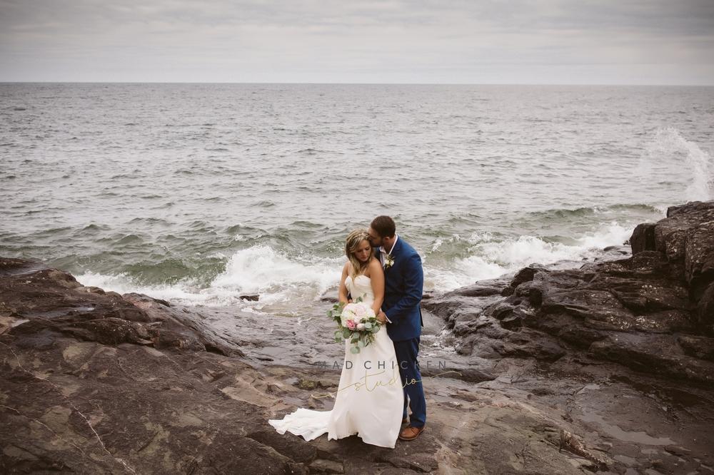Lake Superior Wedding Photography   Mad Chicken Studio