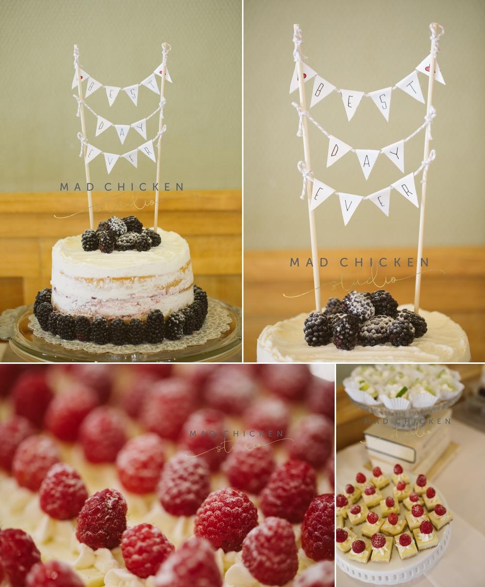 desserts at summit chalet