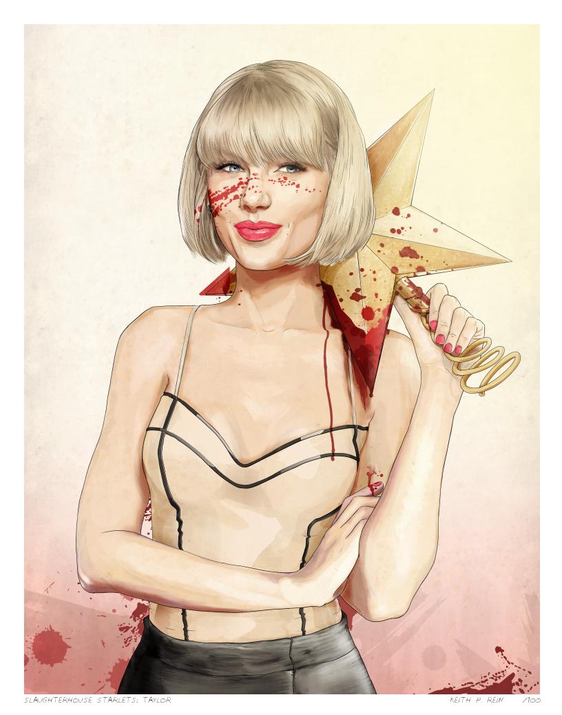 Slaughterhouse Starlets: Taylor $40